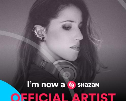 Margherita Cecchi Shazam Official Artist